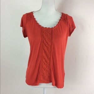 D38 Lucky Brand Tee Size Small